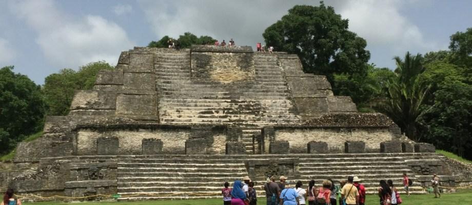Belize Altun Ha Mayan Site & River Wallace Excursion