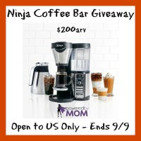 Ninja Coffee Bar System with Auto-iQ Giveaway