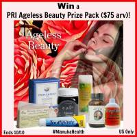 PRI Ageless Beauty Giveaway