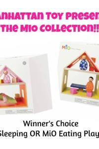 Manhattan Toy MiO Collection Giveaway