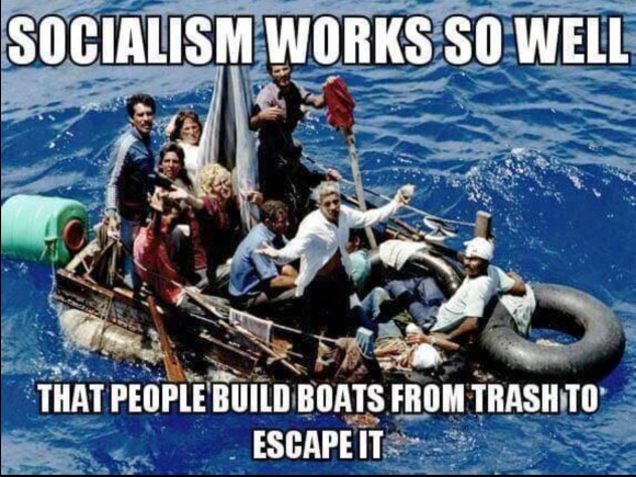 Socialism Trash boatd copy