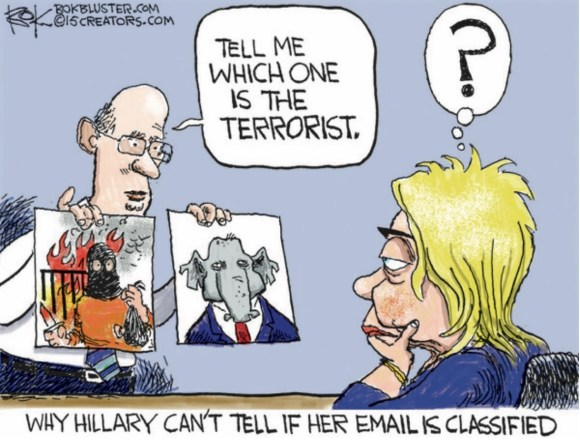 Hillary Classified copy