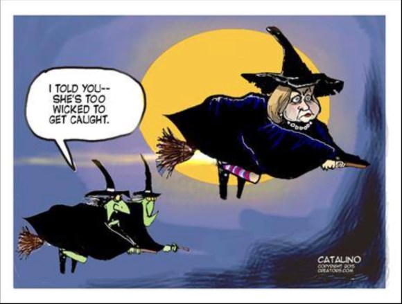 Wicked Hillary copy