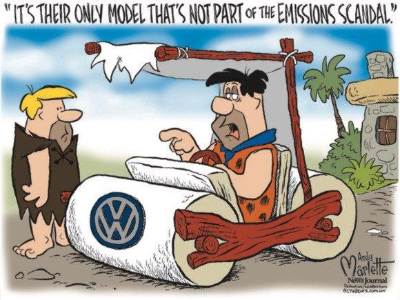 Flintstone VW copy