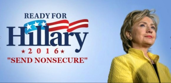 Hillary Nonsecure copy