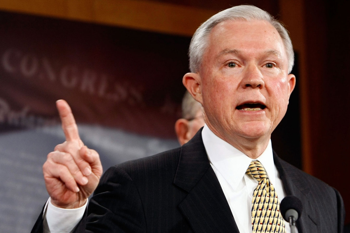 jeff sessions - photo #37