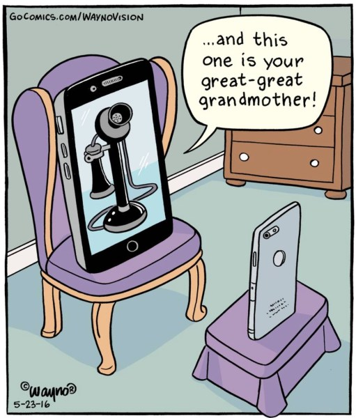 Great Grandmother Phone copy