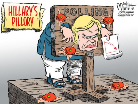 Hillary's Pillory copy