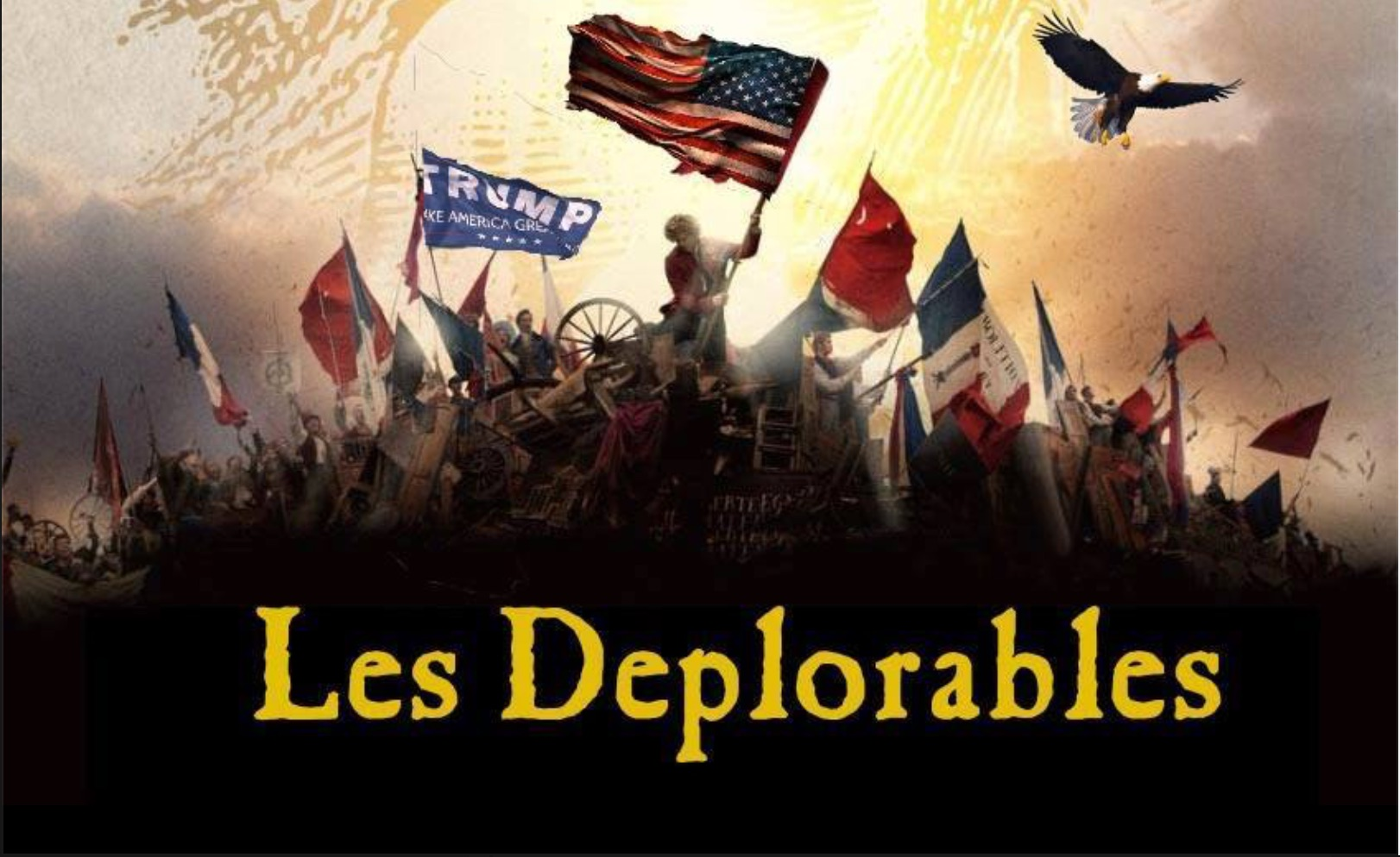 Hillary's Weekend in Pictures: Deplorable Edition | Power Line