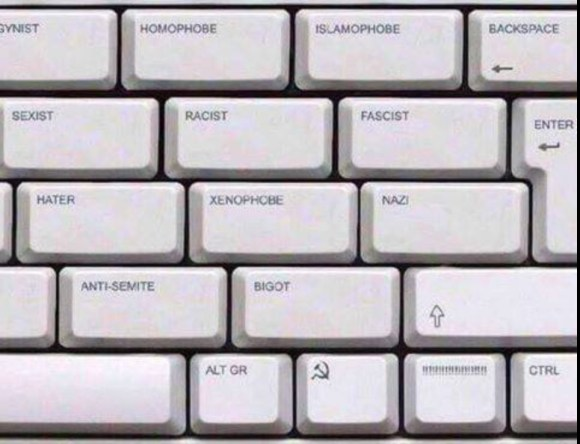 democrat-keyboard