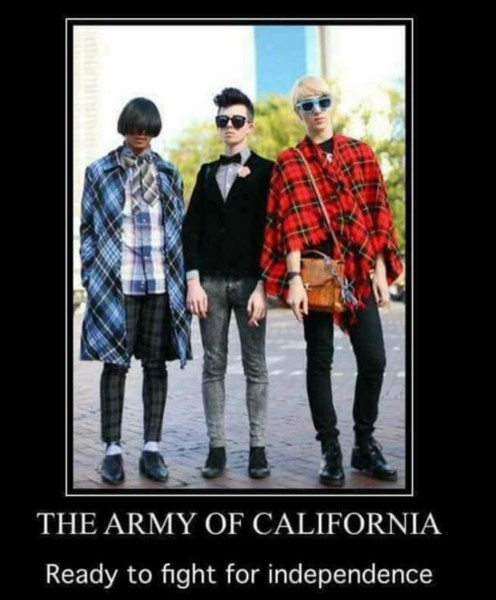 California Army