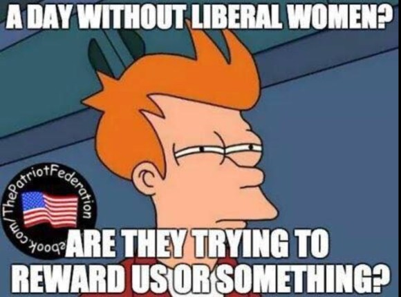 Day wirthout liberal women