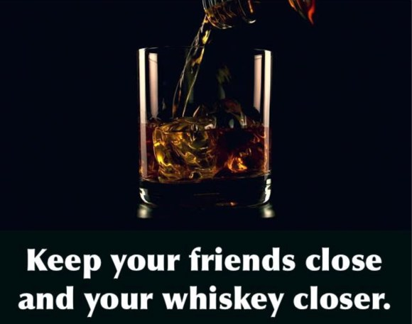 Keep Whiskey Close
