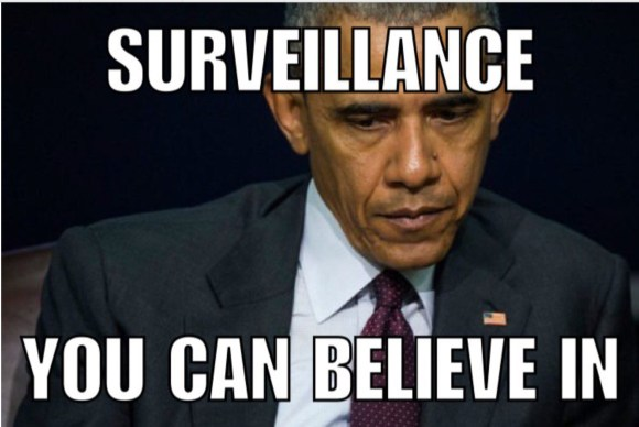Obama Surveailnce