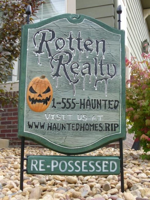Haunted Real Estate