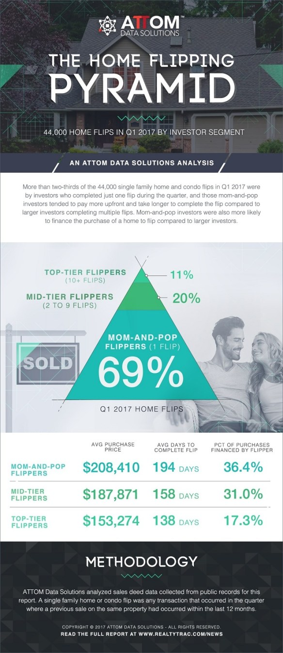 Home Flipping Infographic