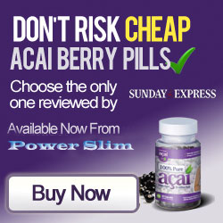 power slim acai berry