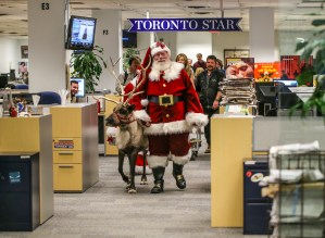 David Cooper/Toronto Star