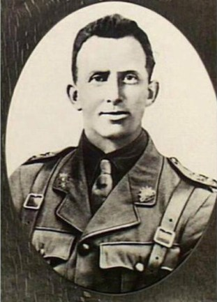 Lieutenant Thomas Ridley DCM, MC, Medal of St George - 989 - 17th Battalion - Survived Pozieres