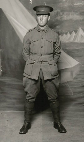 Private David John Tait - 1972 - 22nd Battalion - KIA 5th August 1916