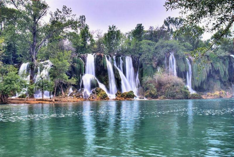 FOTO: Vodopadi Kravice - mjesto koje oduzima dah!