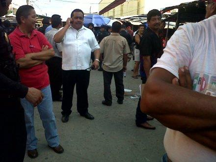 """Tonalá, Chiapas: a la voz de """"acá el que manda es el presidente municipal"""", desalojan, amenazan e intimidan."""