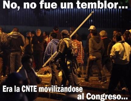 CONTRA LA REFORMA EDUCATIVA Y ENERGÉTICA ¡TOLTECAYOTL!