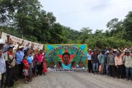 Bachajón Chiapas: PRI y Verde Ecologista impiden acceso a autoridad del ejido.
