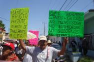 Frente Cívico Tonalteco, exigie el cese de hostigamientos y amenazas por parte de CFE, a usuarios en resistencia civil.