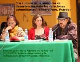 """""""La obscena violencia e inseguridad del gobierno mexicano"""", Frayba."""