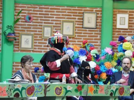 Comandant@s del EZLN, reconocen labor del filósofo Luis Villoro.