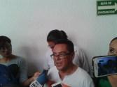 Ciudadanos exigen a alcalde tuxtleco defina su postura ante posible privatización del servicio de agua potable.