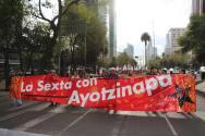 """Ayotzinapa México: """"Poder judicial federal da la espalda a las víctimas y se pone del lado de los narcopolicías""""."""