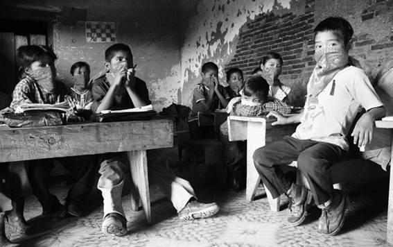 Resistencia, autonomía y guerra de baja intensidad. Niños y niñas en territorio zapatista.