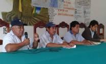 Bacalar Quintana Roo dice NO a los transgénicos. Anuncia la creación del Consejo Regional Indígena Maya de Bacalar.