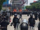 Chiapas: La Policía de Peña y Velasco es evidenciada. Los corren de Chiapa de Corzo.