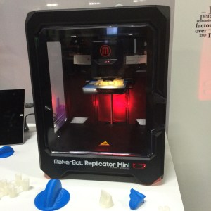 3D printer at Sage Summit