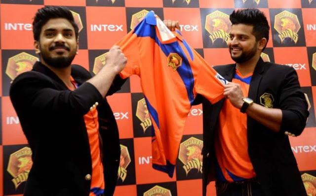 IPL 10 Gujarat Lions (GL)