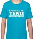 Tricou, nascut sa joc tenis, copii