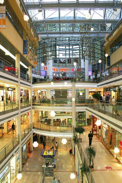 Einkaufsgegenden - Einkaufen