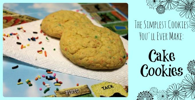 cake cookies slider
