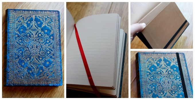 blue paperblanks
