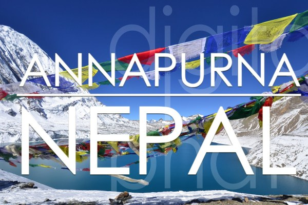 Watch Video – Annapurna Circuit – Trekking Nepal Himalaya (13days in 15min)