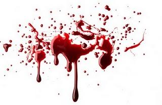 blood spatter कायर नक्सली और बहादुर सरकारें