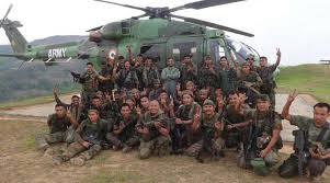 army in myanmar