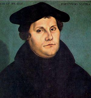 Мартин Лутер