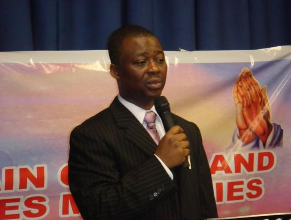 Dr. Daniel K. Olukoya, MFM General Overseer