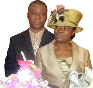 Bro Daniel and Sis. Shade Olukoya