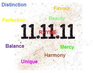 11-11-11 November
