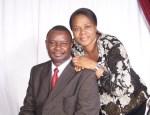 Mike and Gloria Bamiloye of Mount Zion Drama Ministries
